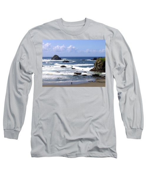 Invigorating Sea Air Long Sleeve T-Shirt