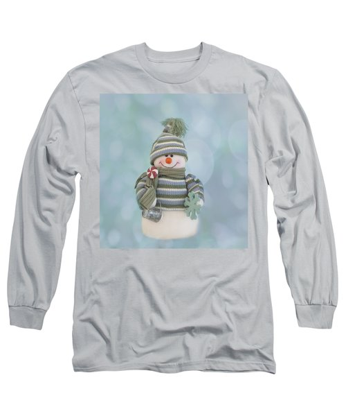 It's A Holly Jolly Christmas Long Sleeve T-Shirt