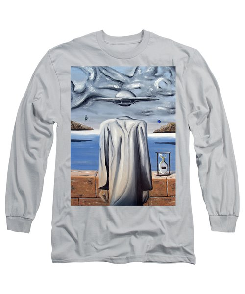 Its All In Your Head Long Sleeve T-Shirt