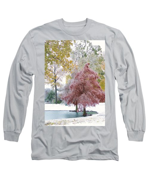 Its Beginning To Look A Lot Like Christmas Long Sleeve T-Shirt