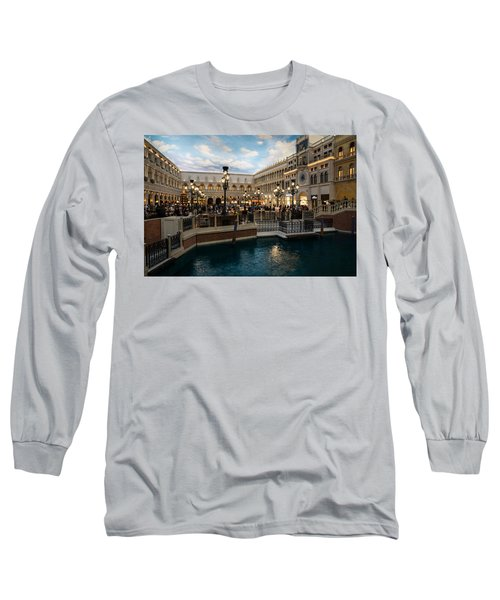 It's Not Venice Long Sleeve T-Shirt