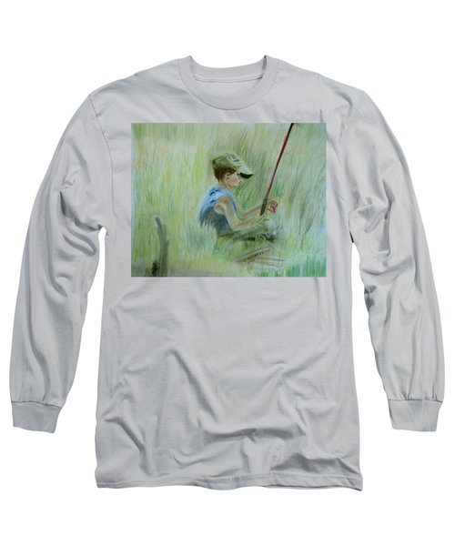 Ivan And The Red Rod Long Sleeve T-Shirt