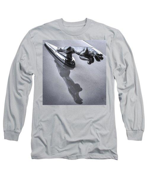 Jaguar Leaper And Reflection Long Sleeve T-Shirt