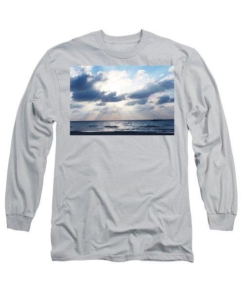 Jamaican Sunset2 Long Sleeve T-Shirt