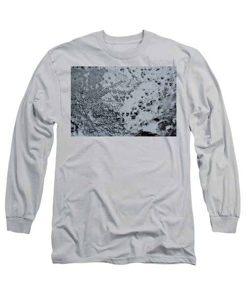 Long Sleeve T-Shirt featuring the photograph Jammer Abstract 008 by First Star Art