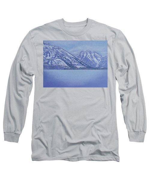 Jenny Lake - Grand Tetons Long Sleeve T-Shirt