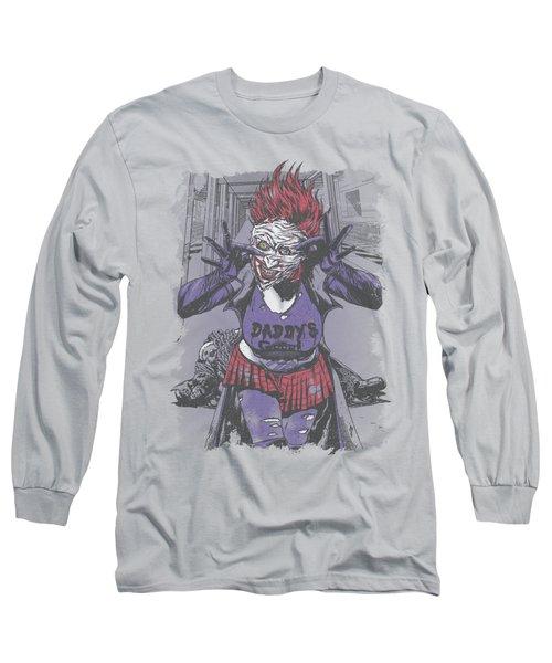 Jla - Jokers Daughter Long Sleeve T-Shirt