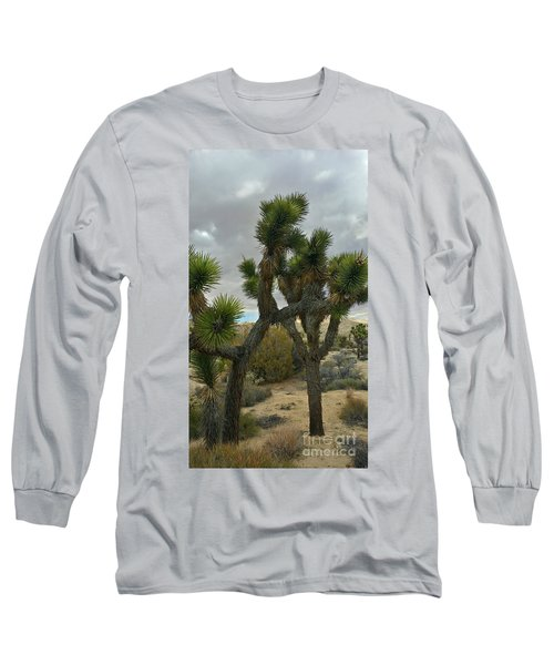 Joshua Cloudz Long Sleeve T-Shirt