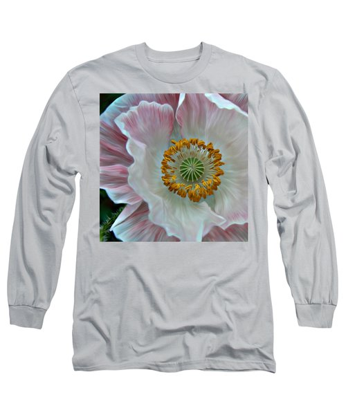 Long Sleeve T-Shirt featuring the photograph Just Opened by Barbara St Jean