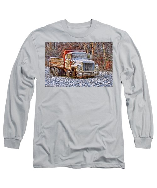 Just Worn Out Long Sleeve T-Shirt