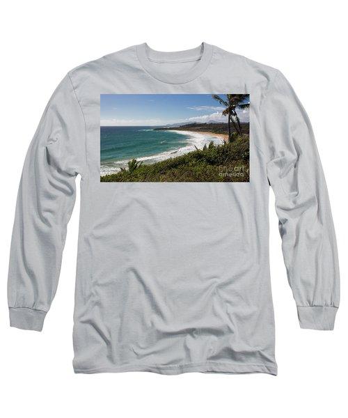 Kauai Surf Long Sleeve T-Shirt