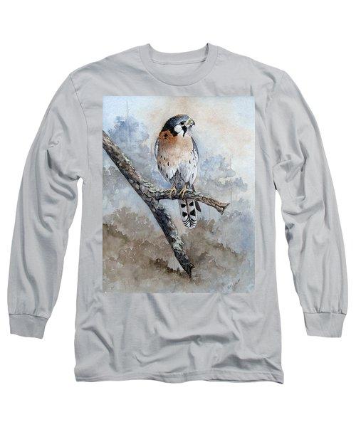 Kestrel Perch Long Sleeve T-Shirt