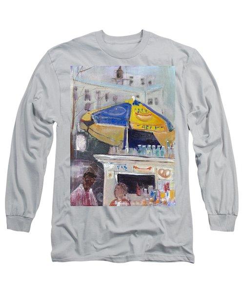 Ketchup Or Mustard Long Sleeve T-Shirt
