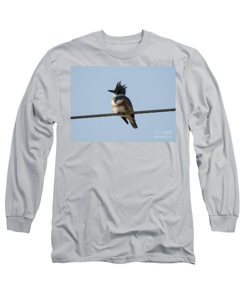 Kingfisher Profile Long Sleeve T-Shirt