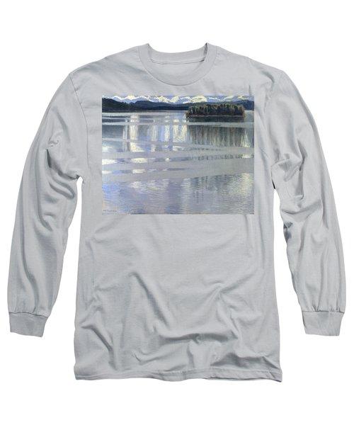 Lake Keitele Long Sleeve T-Shirt