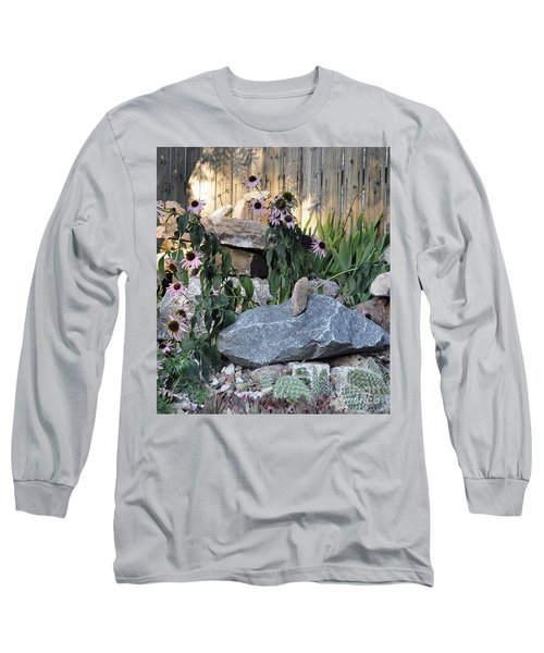 Landscape Formations Long Sleeve T-Shirt