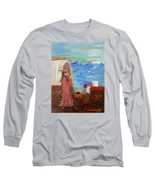 Last Treat Of The Night Long Sleeve T-Shirt