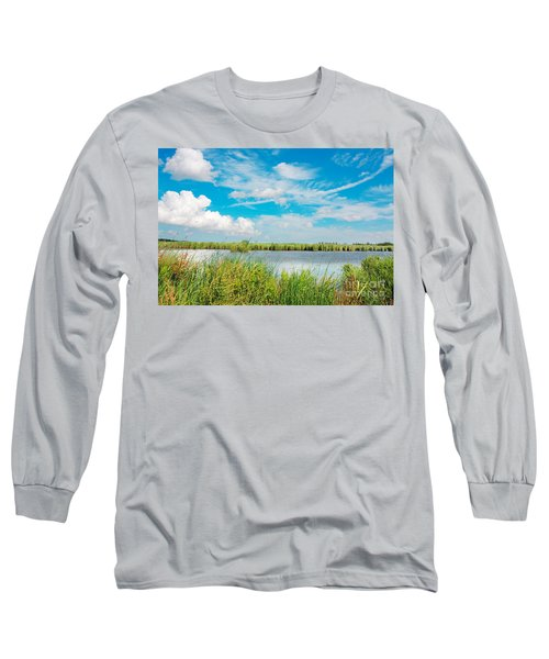 Lauwersmeer National Park. Long Sleeve T-Shirt