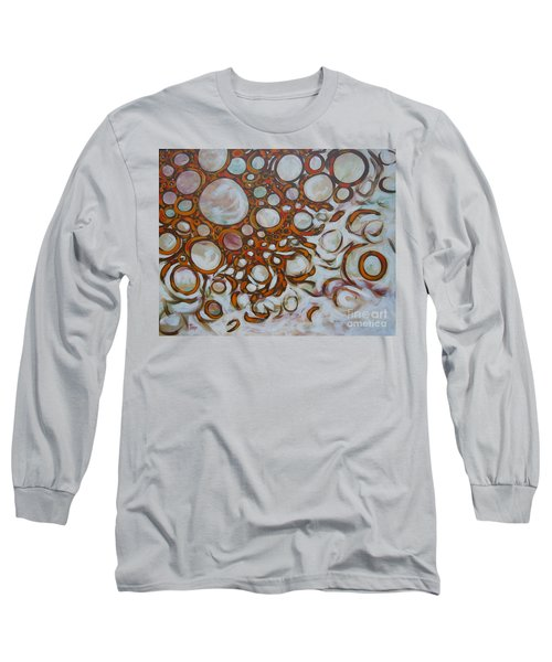 Lava Lamp Studio No.2 Long Sleeve T-Shirt