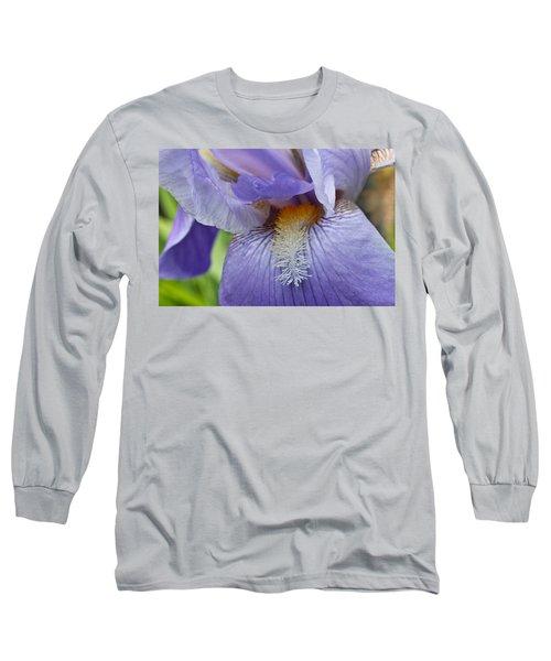 Lavish Iris Long Sleeve T-Shirt