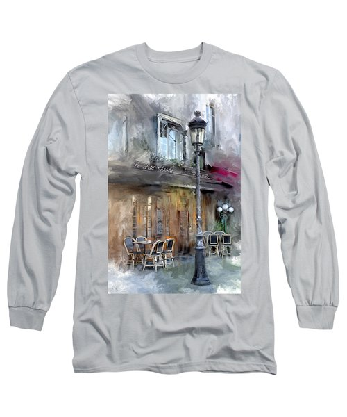 Le Petit Paris Long Sleeve T-Shirt