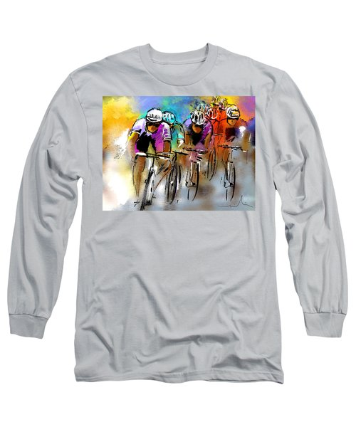 Le Tour De France 03 Long Sleeve T-Shirt