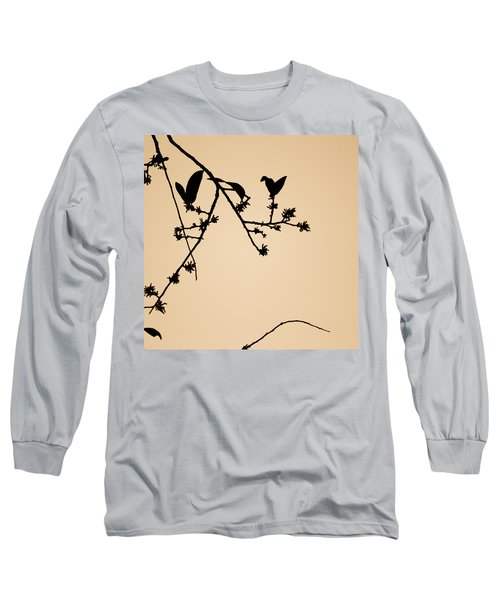 Leaf Birds Long Sleeve T-Shirt