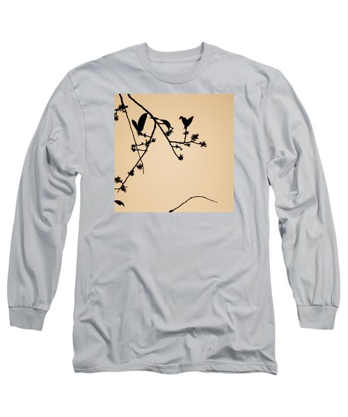 Leaf Birds Long Sleeve T-Shirt