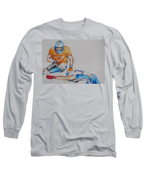 Leap To The Finish Long Sleeve T-Shirt