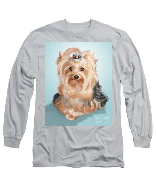 Leetl Luloo Zazu  Long Sleeve T-Shirt by Catia Cho