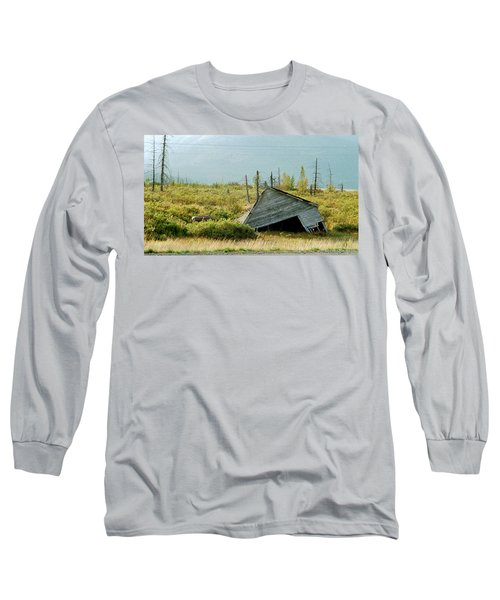 Left Behind Long Sleeve T-Shirt