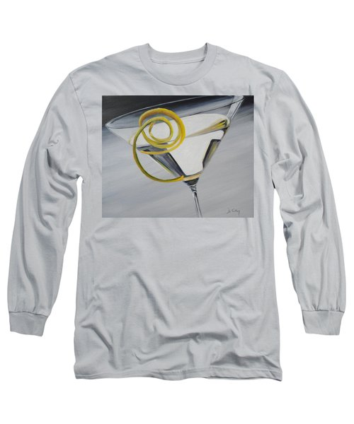 Lemontini Long Sleeve T-Shirt