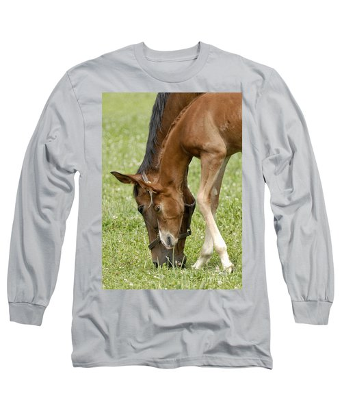 Lessons From Mom Long Sleeve T-Shirt
