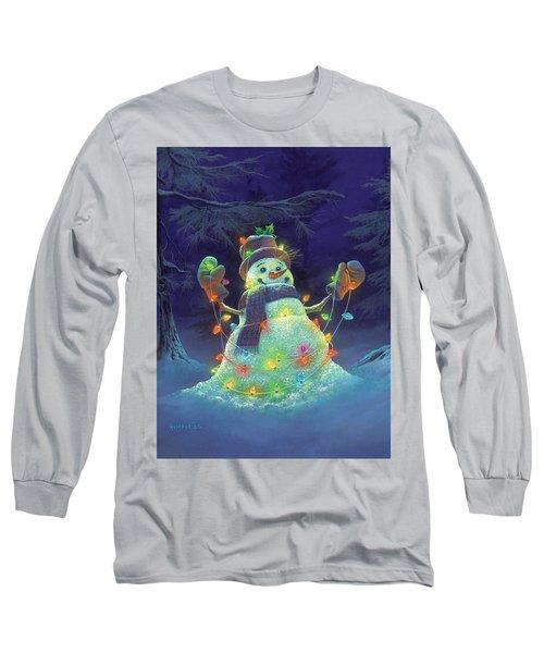 Let It Glow Long Sleeve T-Shirt