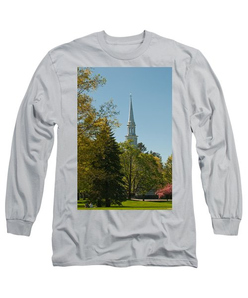Lexington Battlefield  Long Sleeve T-Shirt