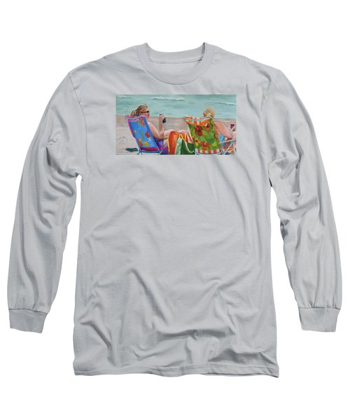Ladies' Beach Retreat Long Sleeve T-Shirt