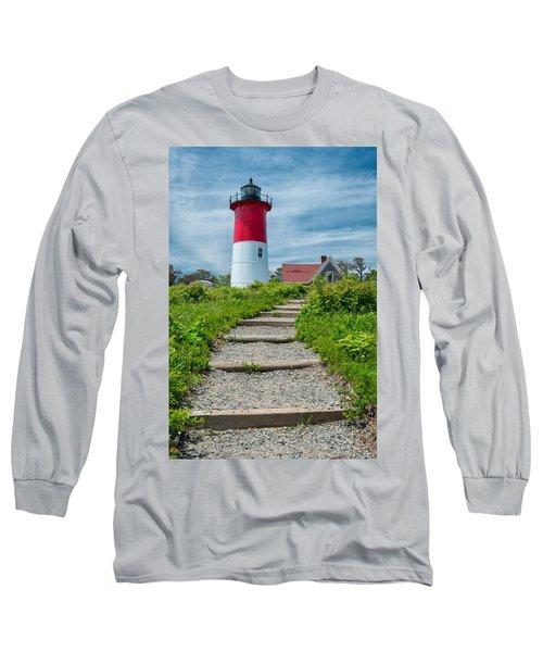 Light Steps Long Sleeve T-Shirt