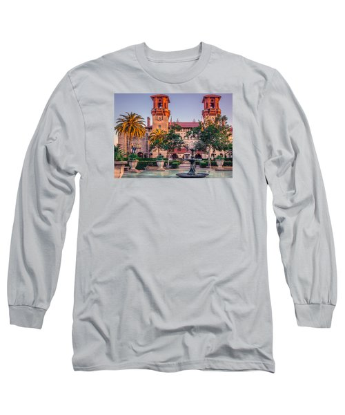 Lightener Museum Long Sleeve T-Shirt by Rob Sellers