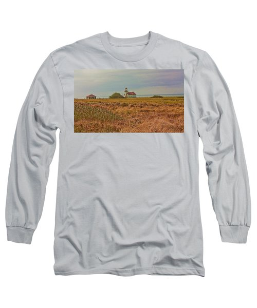 Lighthouse Long Sleeve T-Shirt by Brian Williamson