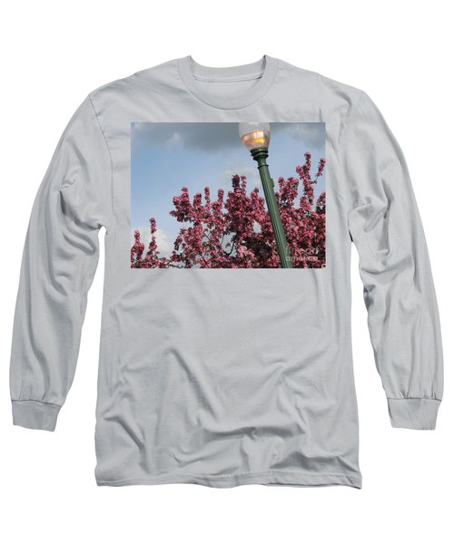 Long Sleeve T-Shirt featuring the photograph Lighting Up The Day by Michael Krek