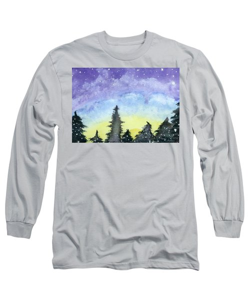 Lights Of Life Long Sleeve T-Shirt