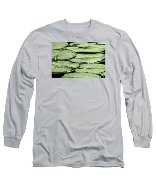 Lilypads Long Sleeve T-Shirt