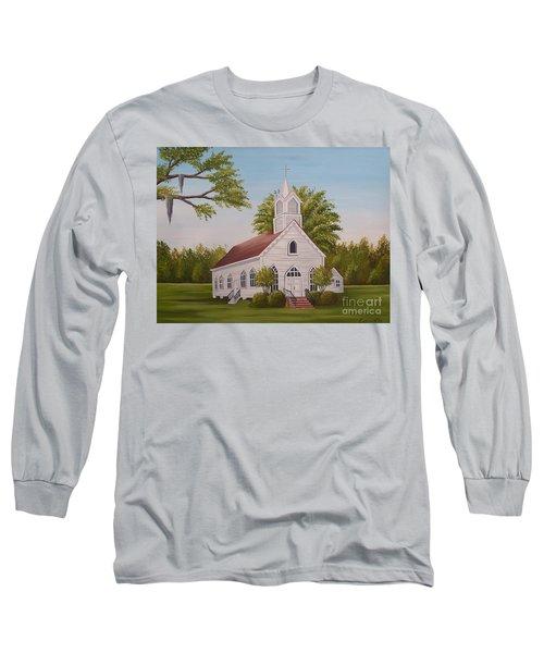 Little Chapel Long Sleeve T-Shirt