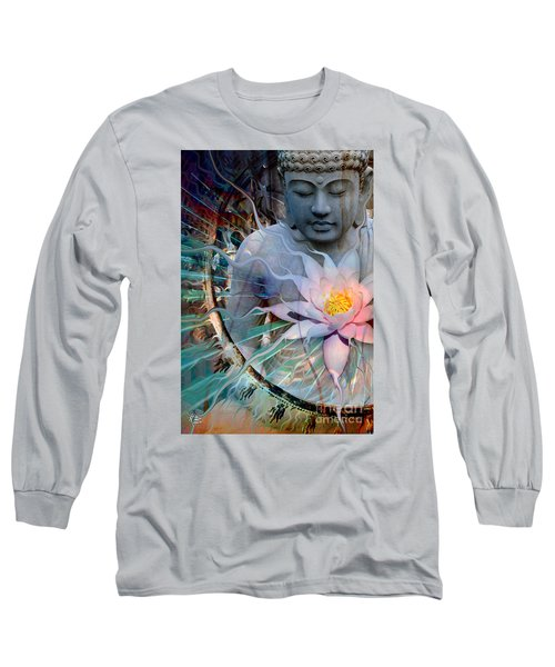 Living Radiance Long Sleeve T-Shirt by Christopher Beikmann
