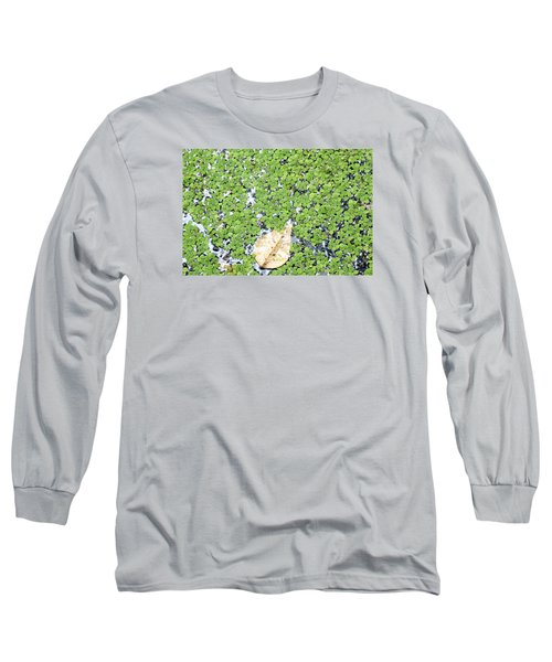 Lone Leaf Long Sleeve T-Shirt