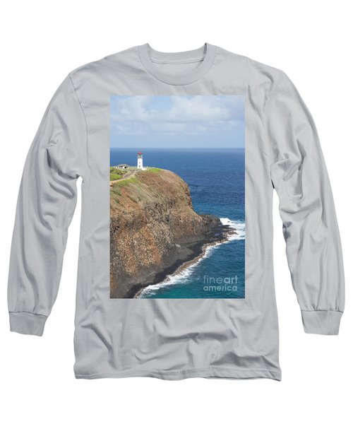 Long Sleeve T-Shirt featuring the photograph Lone Sentry by Suzanne Luft