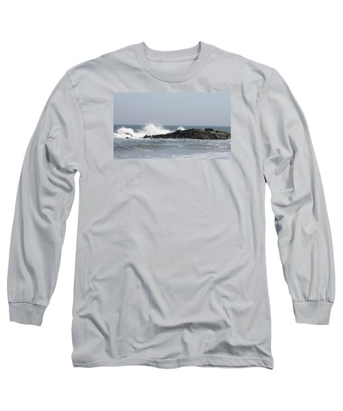 Long Beach Jetty Long Sleeve T-Shirt