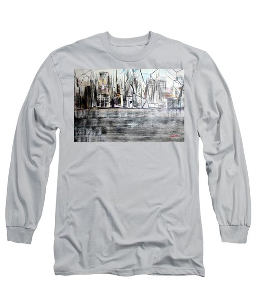 Long Island Pov 2 Long Sleeve T-Shirt