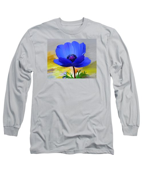 Long Sleeve T-Shirt featuring the painting Lord Lieutenant by Patricia Griffin Brett