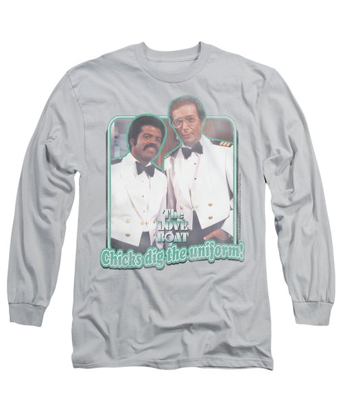 Love Boat - Dig The Uniform Long Sleeve T-Shirt